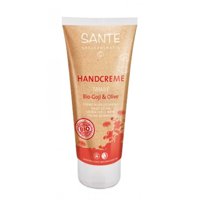 SANTE Family Body & Hair Care Крем для рук с Био-Годжи и Оливой, 30 мл