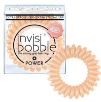 Invisibobble Power Резинка браслет для волос (Инвизибобл) To Be Or Nude To Be 3 шт