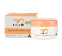 REBIRTH Placenta Anti-Wrinkle Cream Крем с экстрактом плаценты, витамином Е и Ланолином, 15 мл