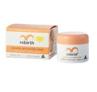 REBIRTH Placenta Anti-Wrinkle Cream Крем с экстрактом плаценты, витамином Е и Ланолином, 30 мл