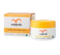 REBIRTH Collagen Anti-Wrinkle Cream Крем против морщин с коллагеном, 100 мл