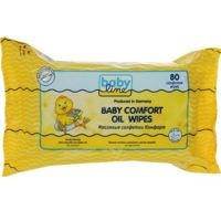 BABYLINE масляные салфетки Комфорт 80 шт