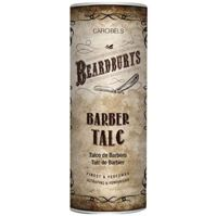 Beardburys Barber Talc Powder Тальк, 200 г