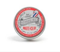Beardburys Matt-Clay Hair Pomade Глина, 30 мл